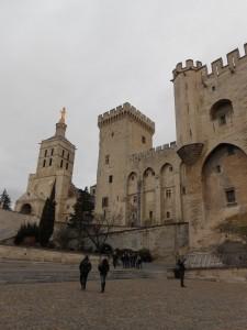 La cité des Papes - Avignon