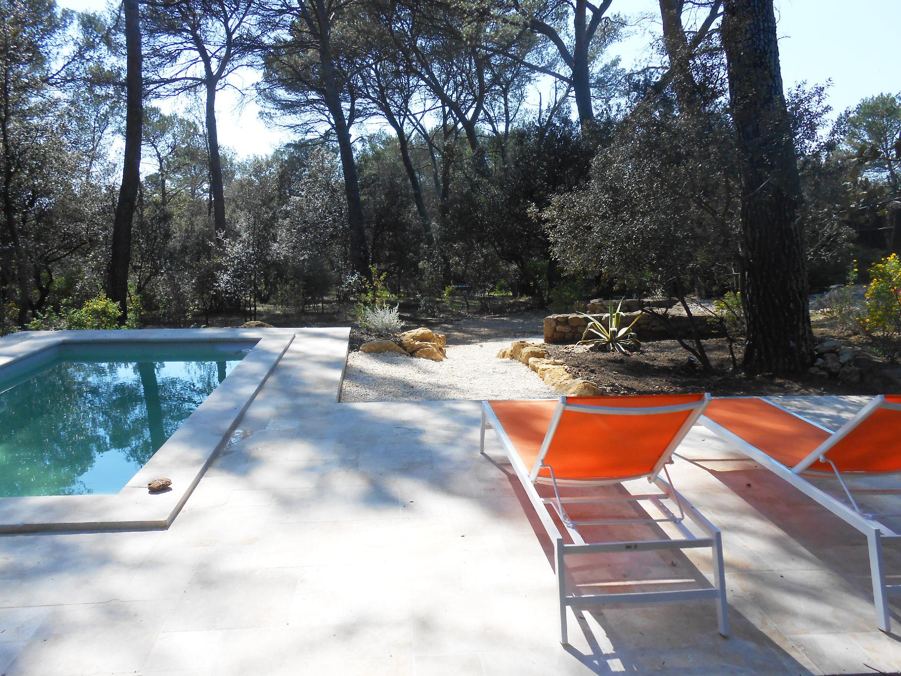 espace piscine 2 ESPRIT PROVENCE NATURE